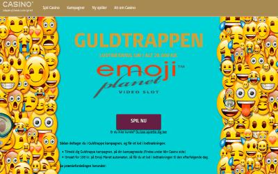 Ugens bedste: Guldtrappen og gyldne gevinstrige skrabekort