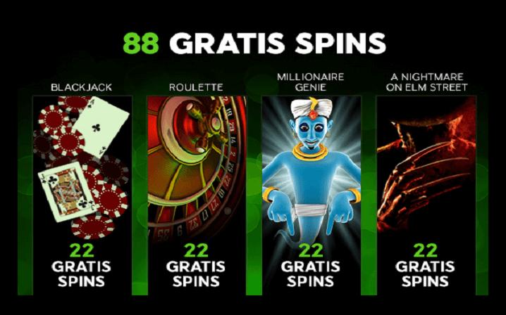 Findes der free spins til roulette?