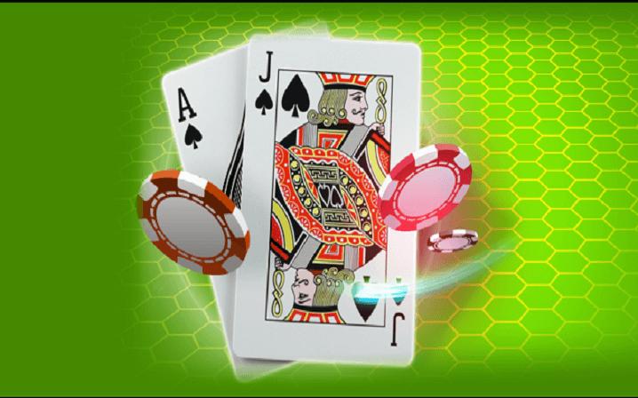 Kan jeg få free spins til blackjack?