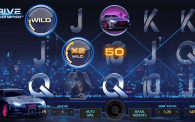 Styr mod gevinster i høj fart: Spilleautomater på to eller fire hjul