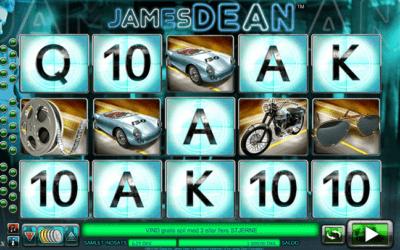 Spil og vind med de kendte: Fem famous spilleautomater