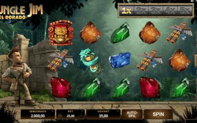 Spilleautomater med det vilde jungleliv og de lige så vilde gevinster