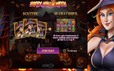 Tag med til en gevinstrig Halloween: Mystery Jackpot!