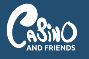 25 x 3 free spins til nye spillere hos Casino&Friends