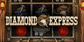 Jackpot på Diamond Express spilleautomat