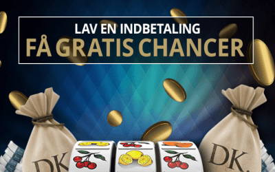 Tivoli Casino giver 18 Gratis Chancer til dagens automat