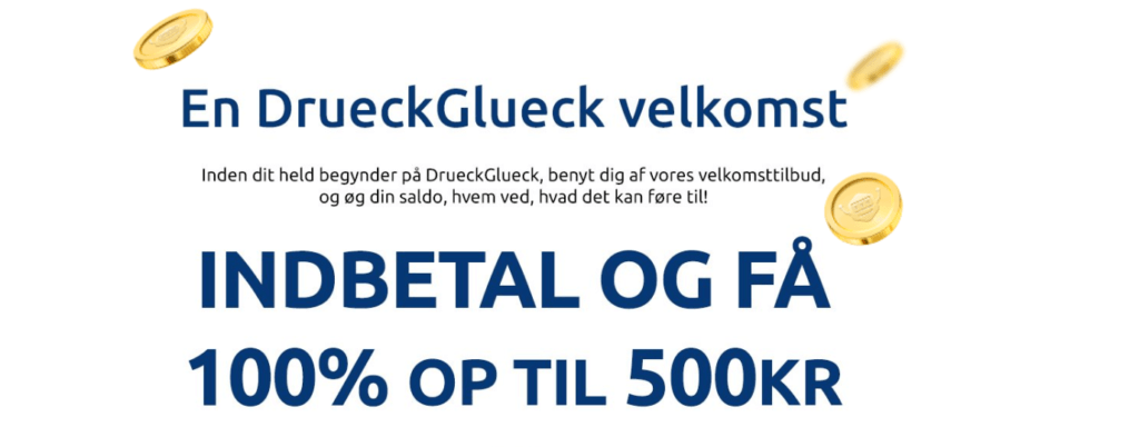 DrueckGlueck Bonus