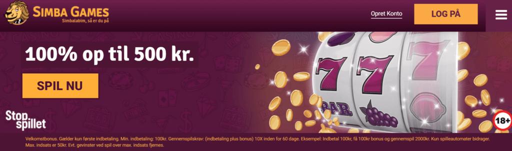 Simba Games Bonus