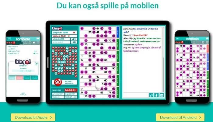 tombola Casino App